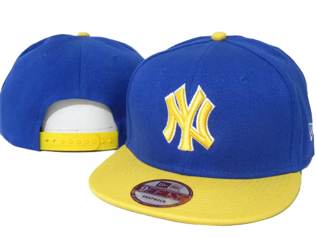 New York Yankees MLB Snapback Hat DD04